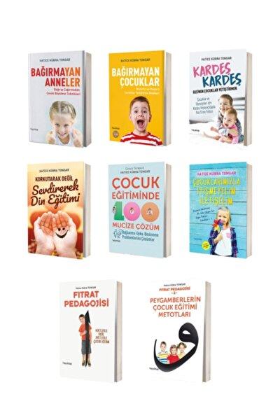 Hatice Kübra Tongar Ebeveyn Kitapları Seti 8 Kitap