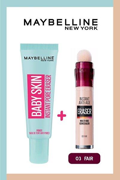Baby Skin Makyaj Bazı Ve Instant Anti Age Eraser Kapatıcı 03 Fair 36005307338662