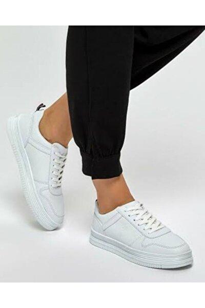 Beyaz Kadın Ayakkabı SURI