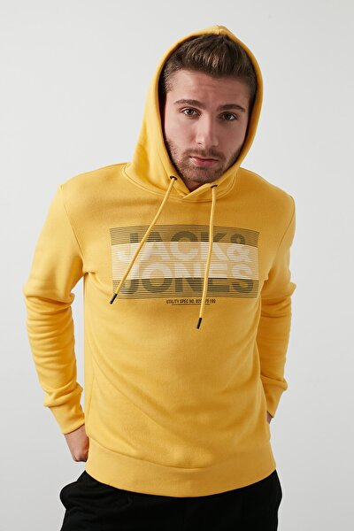 Jack Jones Jumbo Erkek Sweat