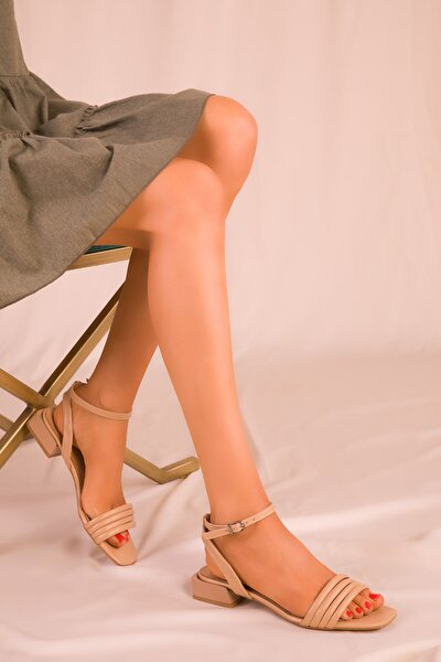 Ten Kadın Klasik Topuklu Ayakkabı 15910