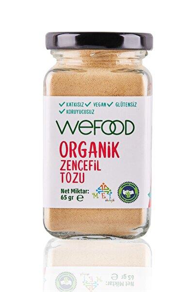 Organik Zencefil Tozu 65 gr