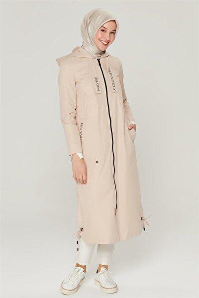 Trend Kadın Taş Renk Kap 20kt706