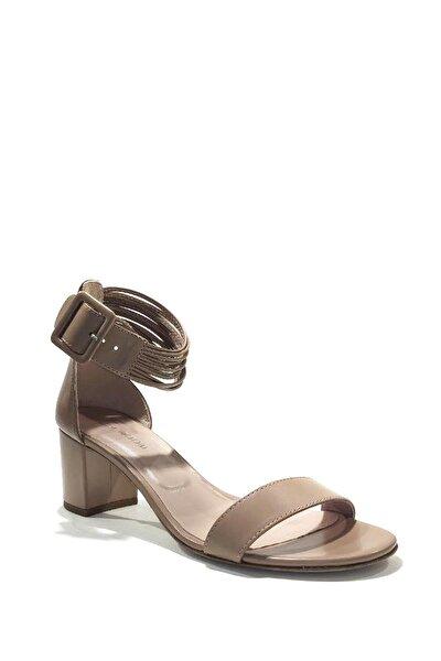 Hakiki Deri Klasik Topuklu Ayakkabı Nsc19y-a51044