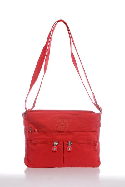 Smb3055-0019 Kırmızı Kadın Çapraz Çanta