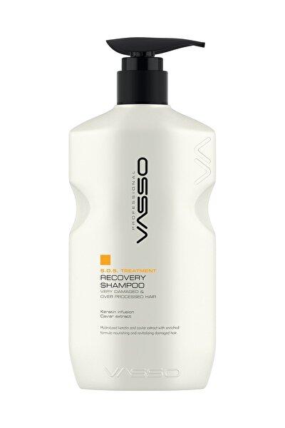Yıpranmış Saçlar Için Keratinli Acil Kurtarma Bakım Şampuanı 500 ml