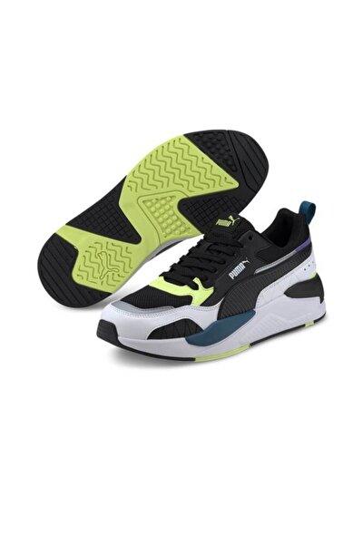 X-RAY 2 SQUARE Siyah Erkek Sneaker Ayakkabı 100660662