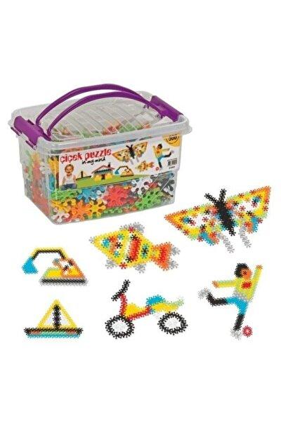 Eğitici Çiçek Puzzle 500 Parça