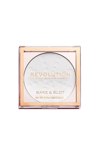 Pudra - Revolution Bake And Blot White