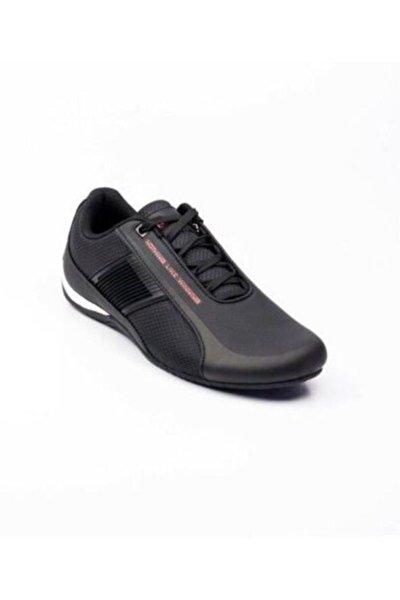 Erkek  Siyah Spor Ayakkabı Saıler