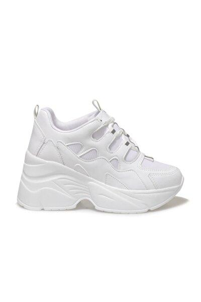 21S-0491FX Beyaz Kadın Fashion Sneaker 101014296