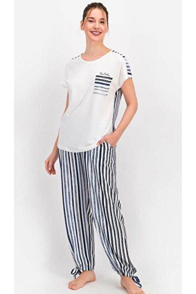 Pierrecardin 7772 Bayan Pijama Takımı