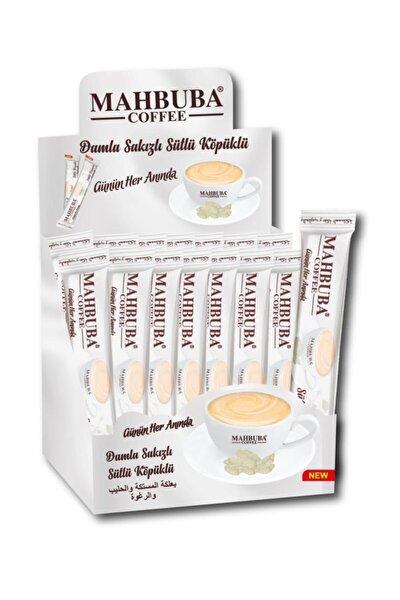 Mahbuba Bol Sütlü Bol Köpüklü Damla Sakızlı Kahve 48x17,5gr