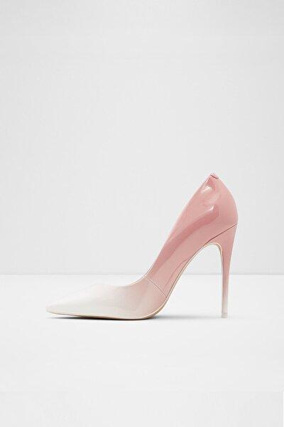 Kadın Pembe Topuklu Ayakkabı