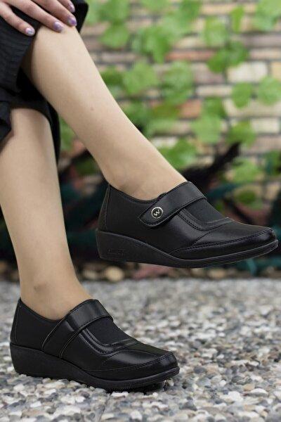 Kadın Siyah Günlük Ayakkabı 0012335