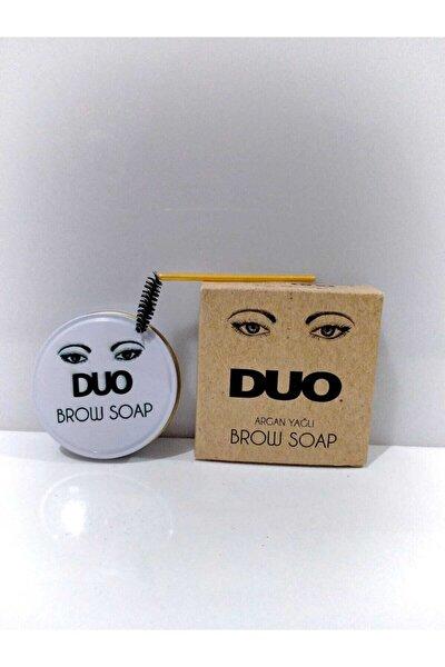Brow Soap Soapkaş Sabitleyici Şekillendirici 3d Sabun Kaş Kremi + Fırça
