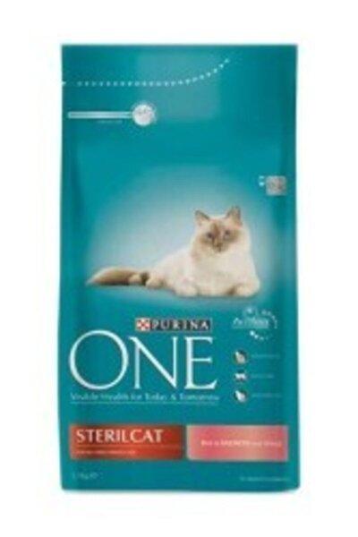 Somonlu Kısırlaştırılmış Kedi Maması 1,5 kg