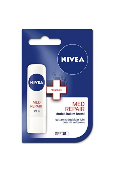 Med Repair Onarıcı Ve Besleyici Dudak Bakım Kremi 4,8 gr