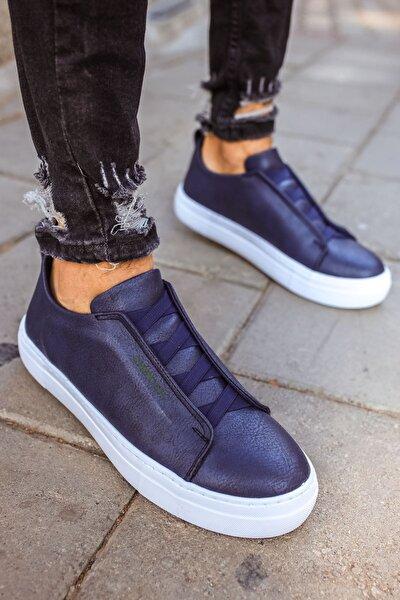 Ch Ch013 Bt Erkek Ayakkabı Lacivert