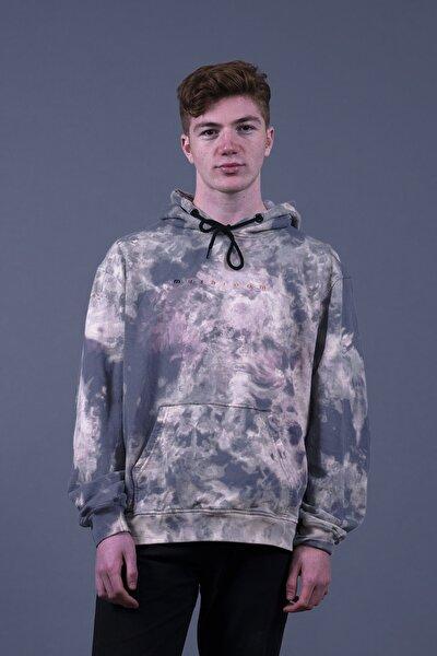 Mushroom Oversize Sweatshirt Batik