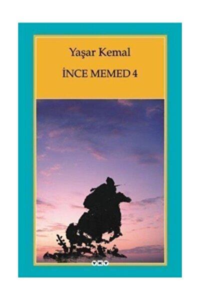 Ince Memed 4 - Yaşar Kemal