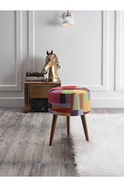 Doqu Home Dekoratif Trio Puf Tp11