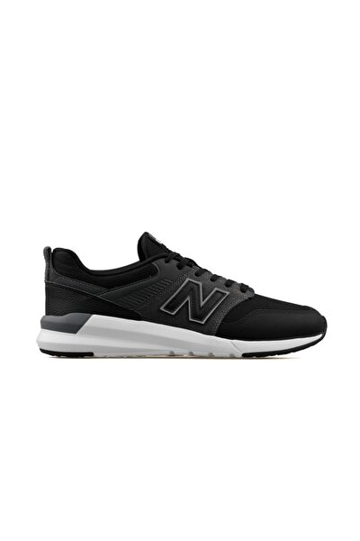Erkek  Siyah Günlük Ayakkabı Ms009tsb
