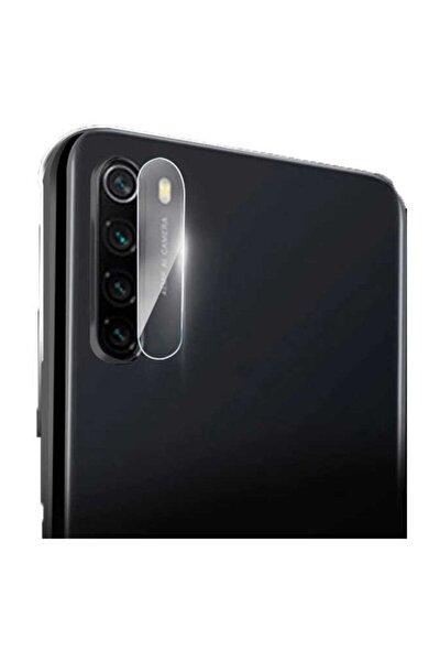 Xiaomi Redmi Note 8  Nano Kamera Camı