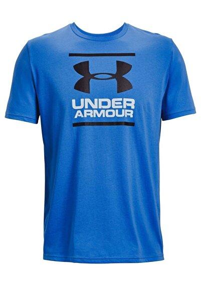 Erkek Spor T-Shirt - UA GL Foundation SS T - 1326849-787
