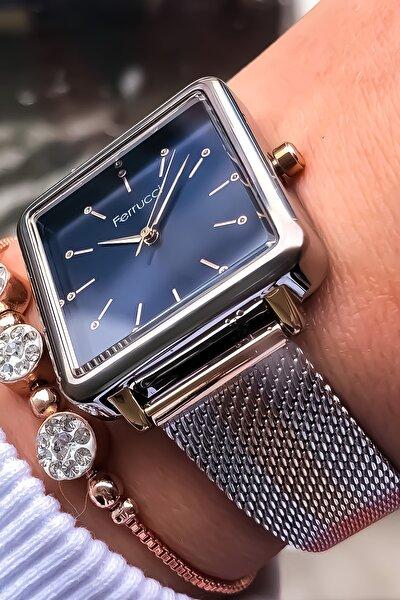 Kadın Kol Saati + Bileklik Hediye