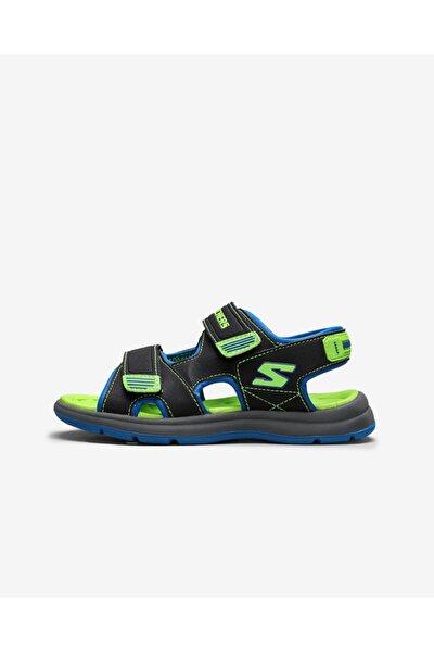 Lightweight River Sandal W/ Büyük Erkek Çocuk Siyah Sandalet 97125l Bblm
