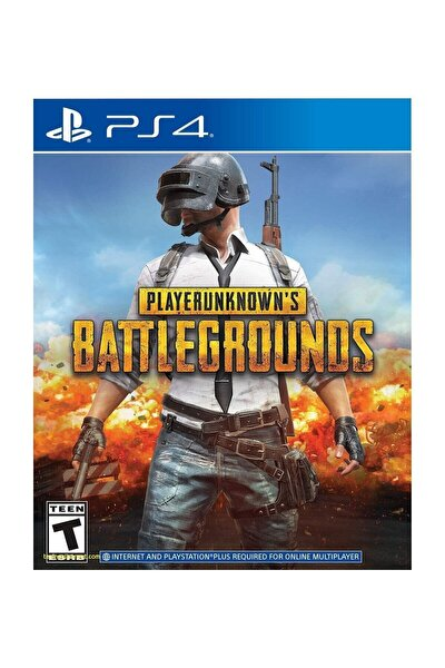 Playerunknown's Battlegrounds Türkçe Ps4 Oyun