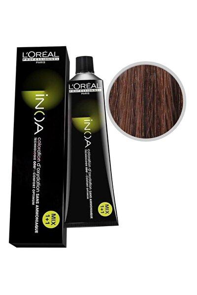 Inoa NO:6,45 Saç Boyası 60 g 3474630415249 (Oksidansız)