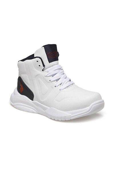 Erkek Çocuk Beyaz Sneaker