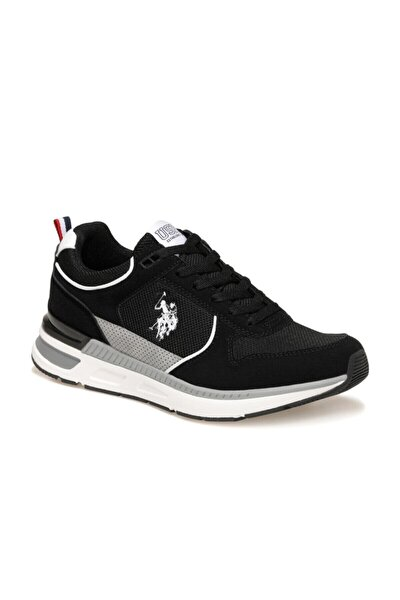 JUAN Siyah Erkek Sneaker Ayakkabı 100606459