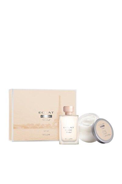 Kadın Eclat Femme Weekend Edp 75 ml Parfüm + Vücut Kremi Set 359633596333