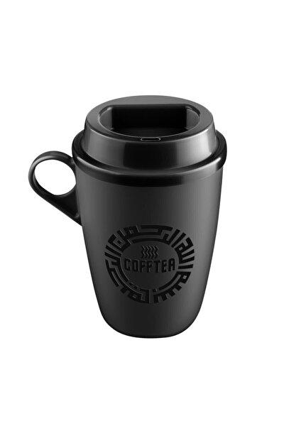Siyah Kahve Bardağı