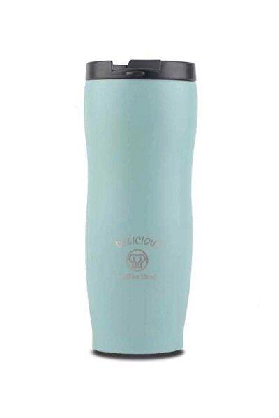 A689-01 Joy Kahve Bardağı Mug Termos Mint Yeşili