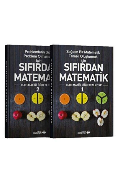 Adım Adım Öğreten Sıfırdan Matematik Seti - 2 Kitap