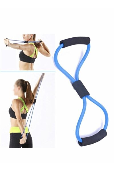 Pilates Jimnastik Egzersiz Bant Yoga Lastik Spor Kondisyon