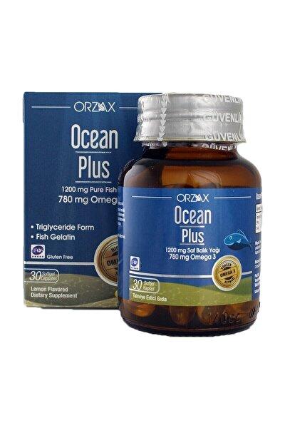 Plus Balık Yağı Takviye Edici Gıda 1200 mg 30 Kapsül Kutu