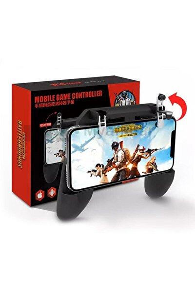 Pubg Gamepad Metal Tetik W10 Joystick Oyun Konsol Ateş Düğme Seti