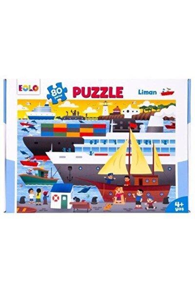 Liman 80 Parça Puzzle