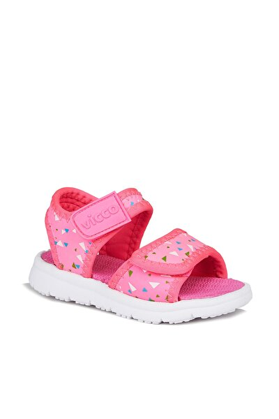 Limbo Kız Bebe Fuşya Sandalet