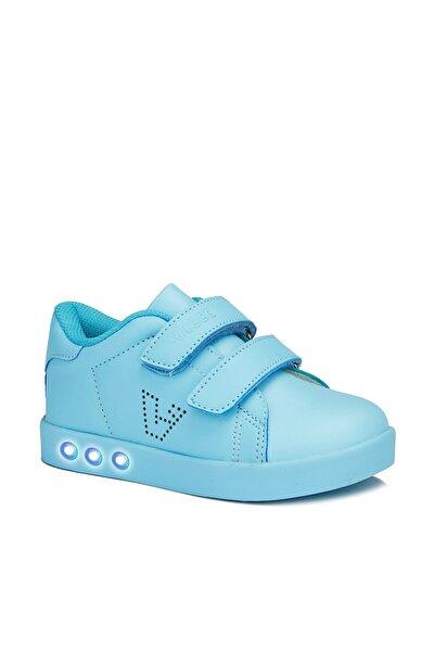 Oyo Erkek Bebe Mavi Spor Ayakkabı