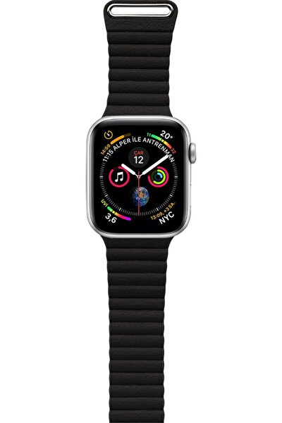 Apple Watch Mıknatıslı Kordon, Kayış [ 42-44 Mm ] Series 6 / 5 / 4 / 3