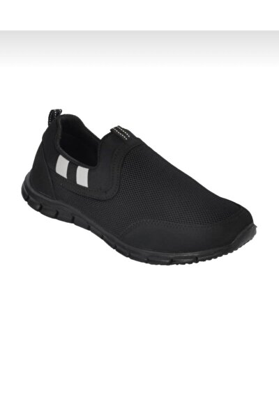 Forza 3820 Erkek Spor Ayakkabı Bağsız Hafif Taban Günlük Yürüyüş Ayakkabı