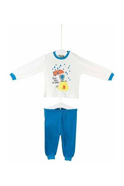 Kız Çocuk Pijama Takımı 3-6 Yaş 9418