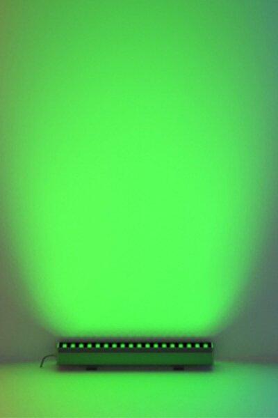 Yeşil Led Wallwasher Duvar Boyama 12w - 35cm