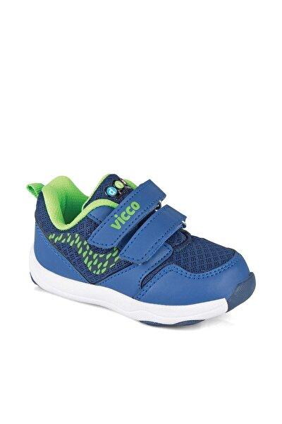 313.P19K.125-01 Lacivert Erkek Çocuk Yürüyüş Ayakkabısı 100578856